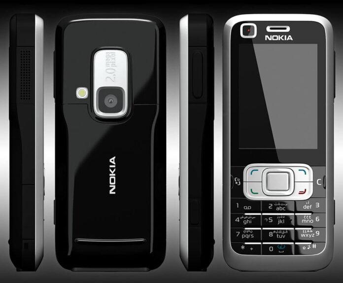 RM-308 Nokia 6121 Türkçe flash